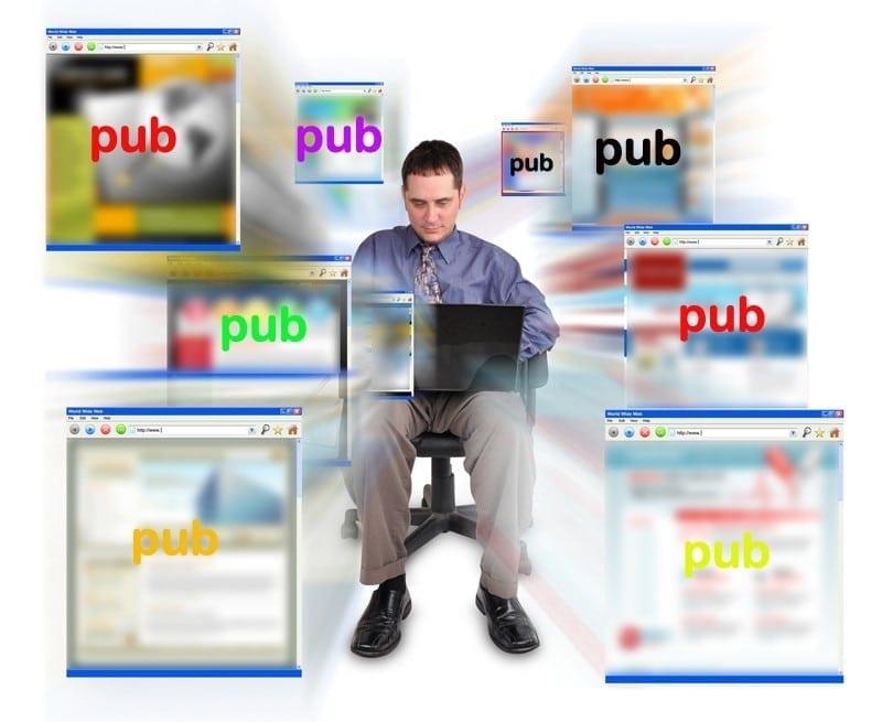 publicité digital