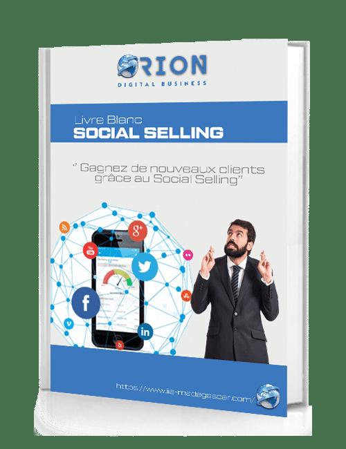 Télécharger votre livre blanc Social Selling 1