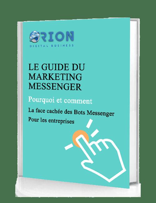 Télécharger votre livre blanc  sur  la marketing Messenger 1