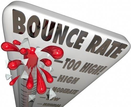 Réduire votre taux de rebond