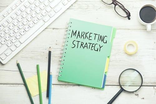 Stratégie marketing réussie