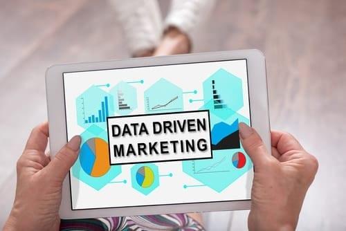Marketing piloté par les données