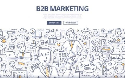 Campagne marketing B2B