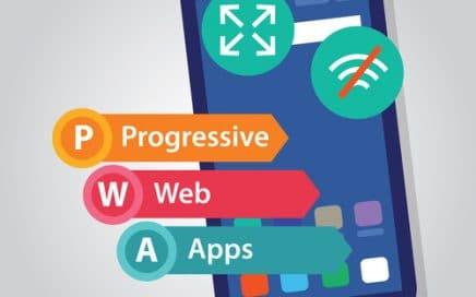 Applications Web progressives