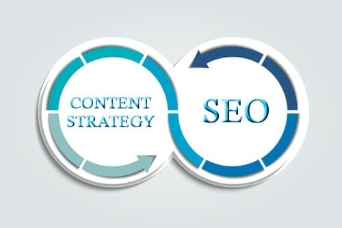 Stratégies de contenu et SEO