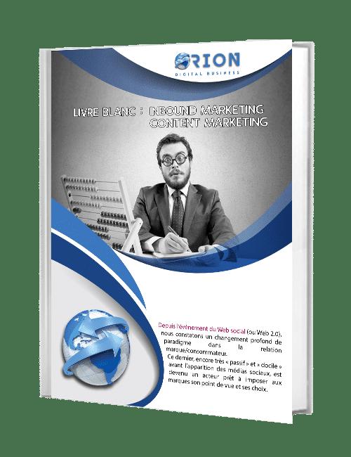 Ecriture de votre livre blanc à une agence spécialisée