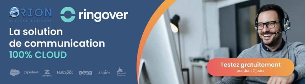 gestion de la relation client : tester la solution de téléphonie Cloud Ringover gratuitement pendant 7 jours